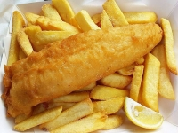 Takeaway/fish'n'chips-SOLD