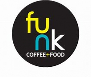 """funk Coffee + Food"" ~ cbd"