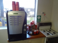 Coffee - vending